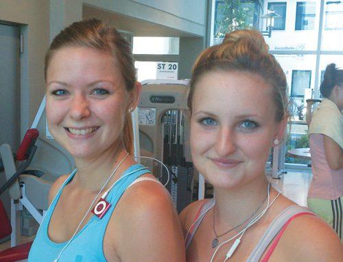 Jacqueline + Denise Lütjen