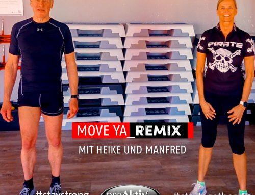 Homeworkout – Move Ya Workout