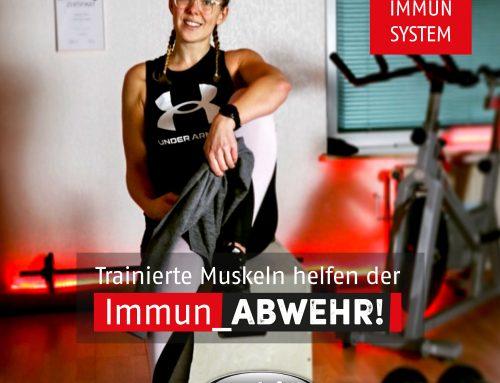 Körperliche Aktivität sorgt für Gesundheit und Wohlbefinden.
