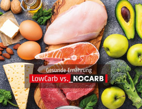 Schlank durch LOW CARB oder NO CARB?